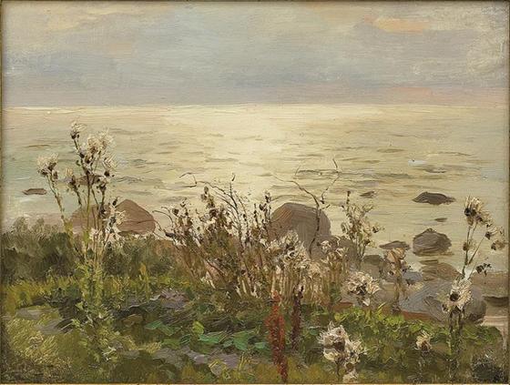 rushchic- Ворсянка на берегу моря