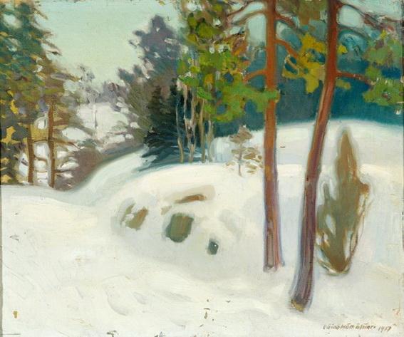 Vaino Hamalainen - Winter's Day