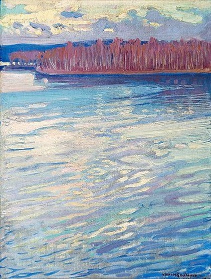 Vaino Hamalainen - Glittering Water
