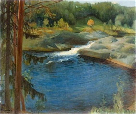 Vaino Hamalainen - Virtaavaa vetta