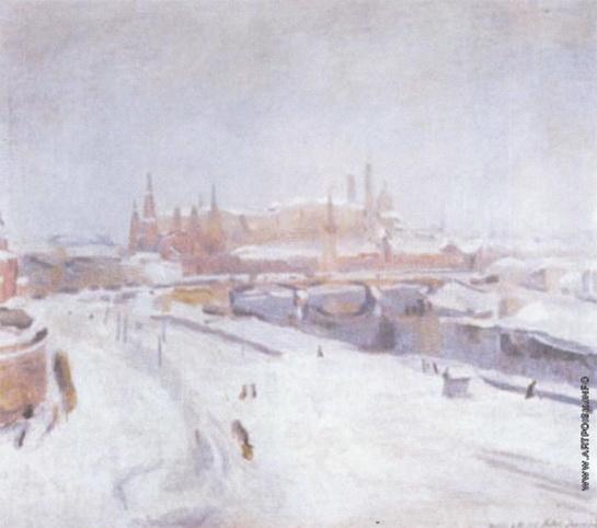 Яковлев Мих. - Москва декабрь