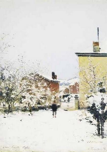 Похитонов - Тру-Луэт. Зима.