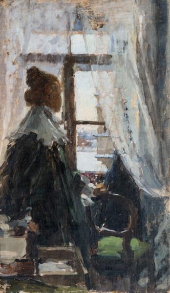 Михаил Шемякин - У окна
