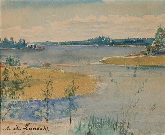 Amelie Helga Lundahl - FROM THE ARCHIPELAGO
