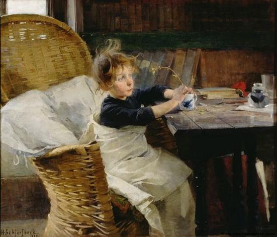 Amelie Helga Lundahl - The Convalescent