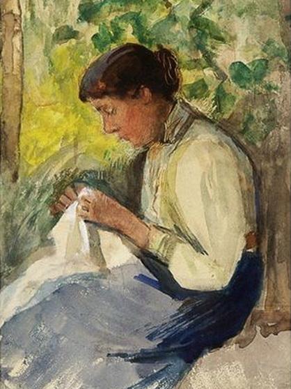 Amelie Helga Lundahl - Handwork