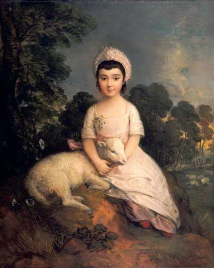 Thomas Gainsborough - Isabelle Franks