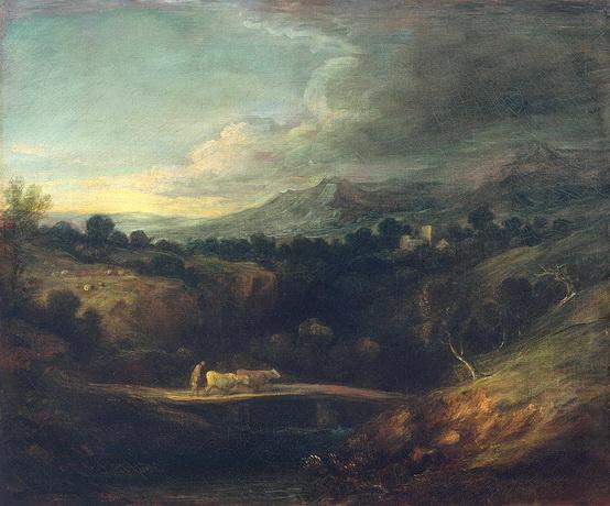 Thomas Gainsborough - The Bridge