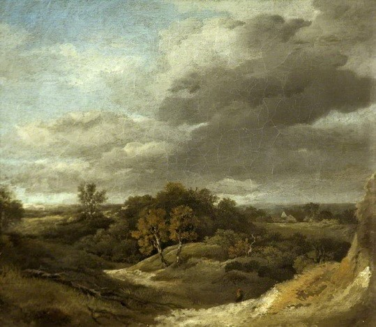 Thomas Gainsborough - Landscape