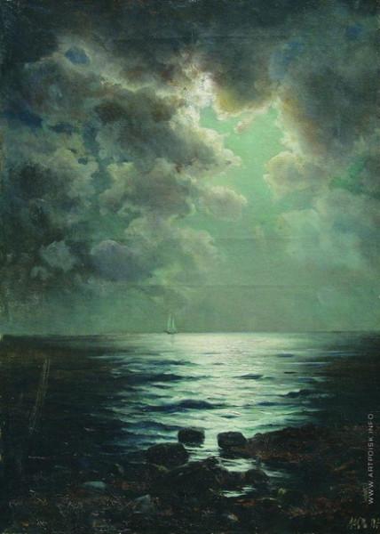 Лагорио - Морской пейзаж