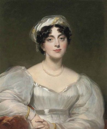 Thomas Lawrence - Portrait of a lady