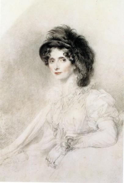 Thomas Lawrence - Miss Lady Elizabeth Hervey