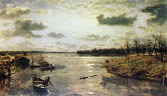 Киселев А. - На берегу реки