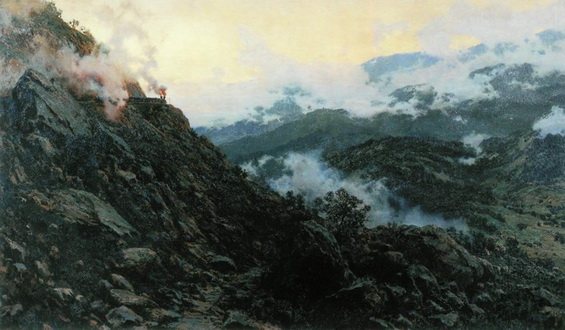 Киселев А. - Старый Сурамский перевал