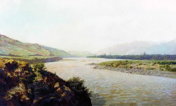 Киселев А. - река Кура