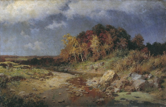 Киселев А. - Осень. Ветреный день