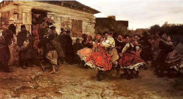 Jozef Chelmonski -  Polish folk dance
