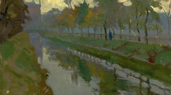 Лаховский - Лебяжья канавка