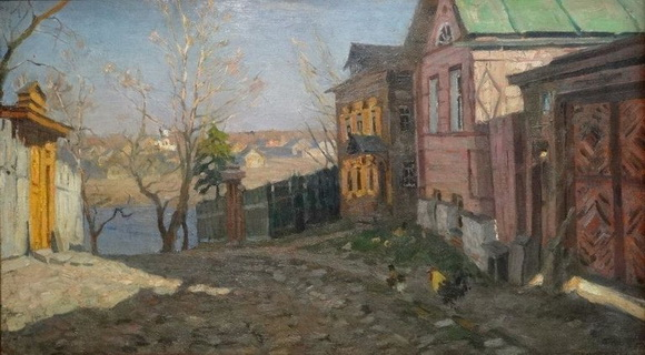 Лаховский - Старый Кемперле