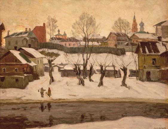 Лаховский - В провинции