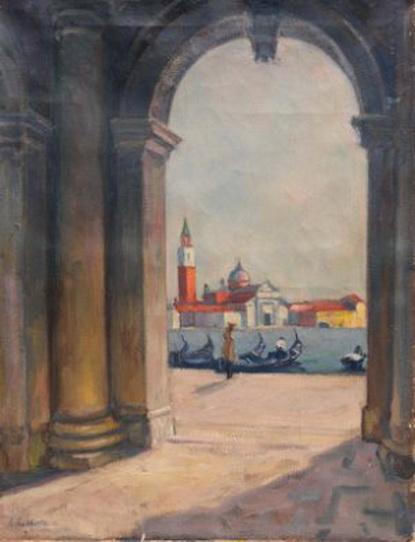 Лаховский - Венеция