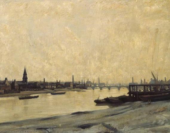 David Muirhead - Battersea Reach