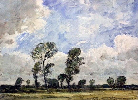 David Muirhead - Cambridgeshire Landscape