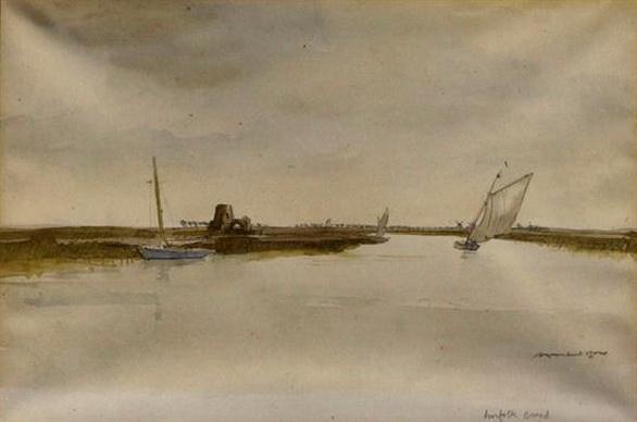 David Muirhead - Norfolk Broads