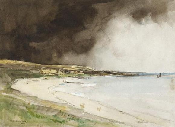 David Young Cameron - Lunan Bay
