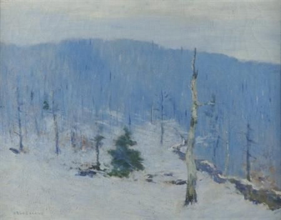 Bruce Crane - Winter Silence