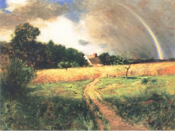 Bruce Crane - After the Storm