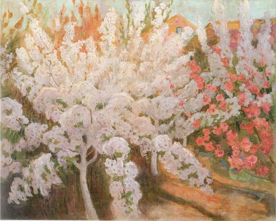 Стилиануди - Цветущий сад