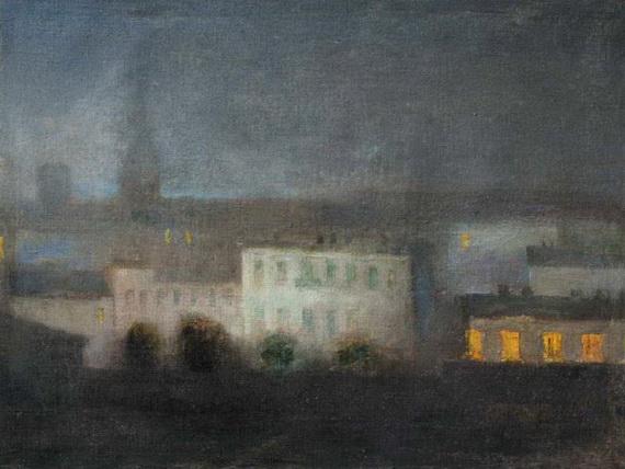 Стилиануди - Ночной город