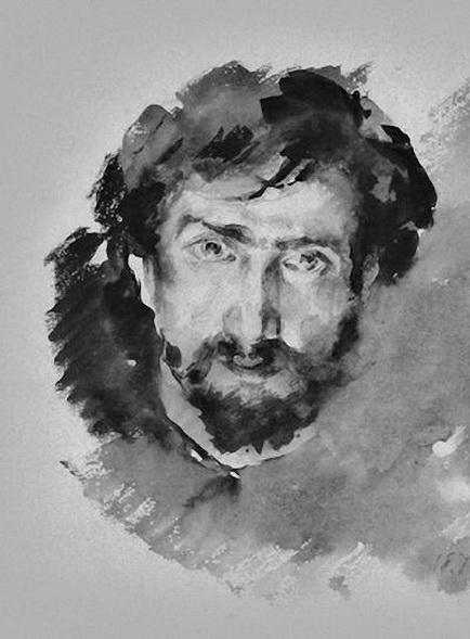 Стилиануди - Автопортрет