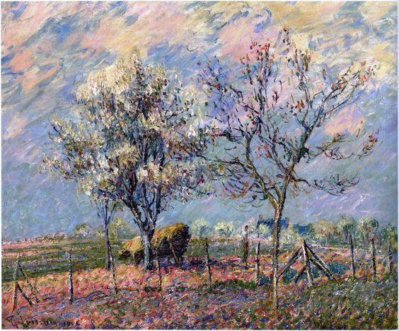 Gustave Loiseau - Spring