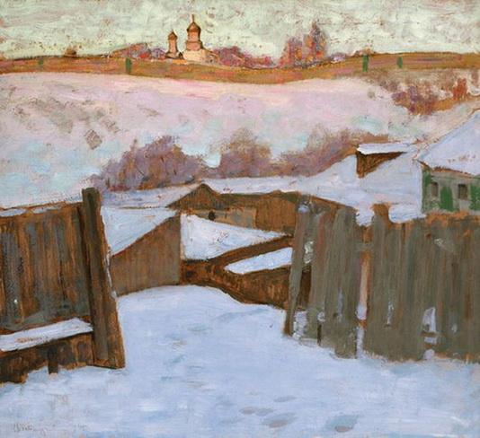 Светлицкий Гр. - Зима