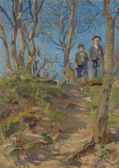 Janis Rozentals - Herder Boys' Spring