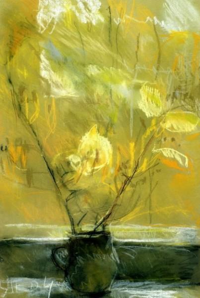 Яблонская - Осенние листья