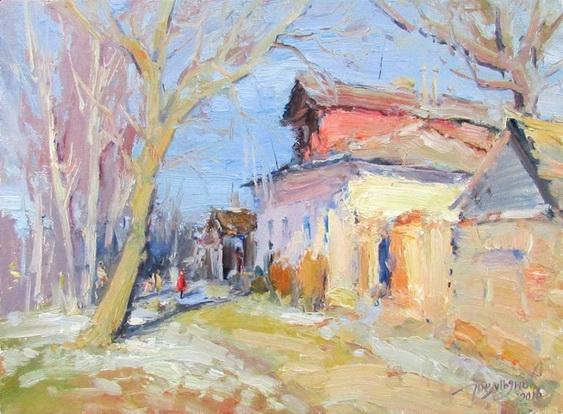 Демьянов Юрий - поздняя осень