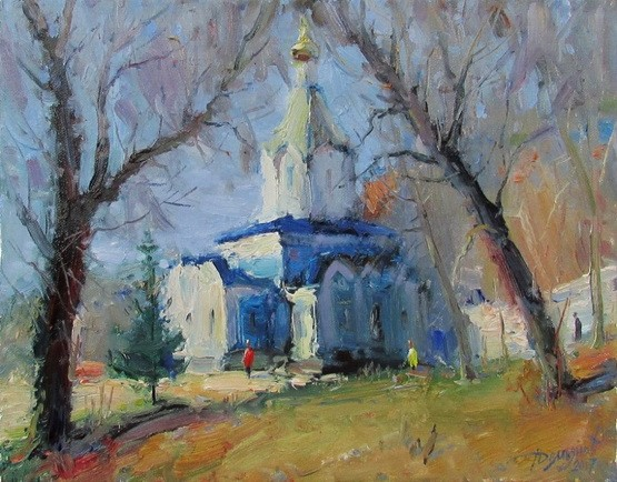 Демьянов Юрий - март