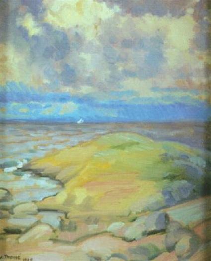 Verner Thome - Vid kusten