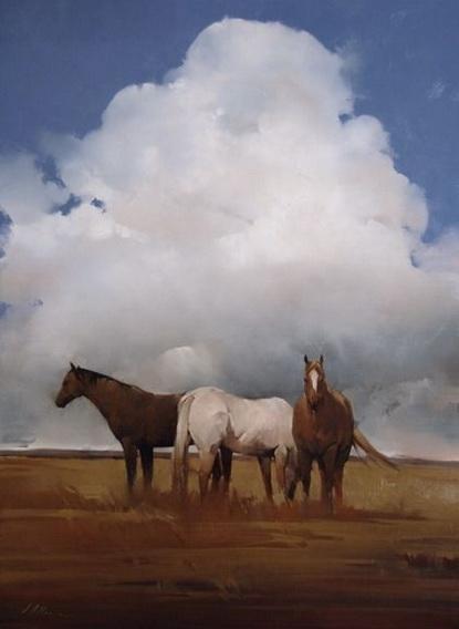 Joseph Alleman - Open Range