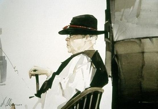 Joseph Alleman - The Storyteller