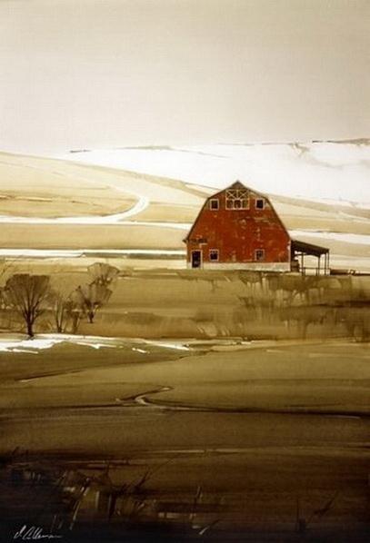 Joseph Alleman - New Red Fields
