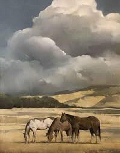 Joseph Alleman - Graze Under Forming Skies