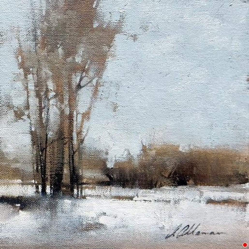 Joseph Alleman - Frosted Ground