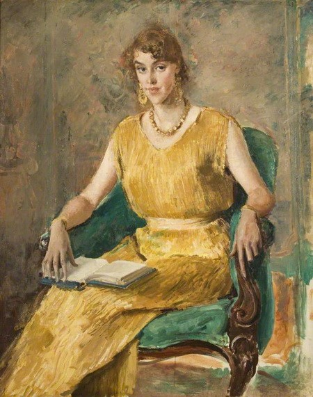 Augustus Edwin John - Vera Fearing
