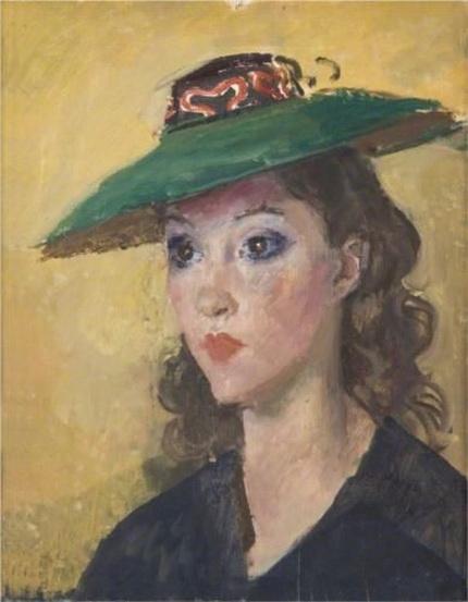 Augustus Edwin John - Louise Olgin
