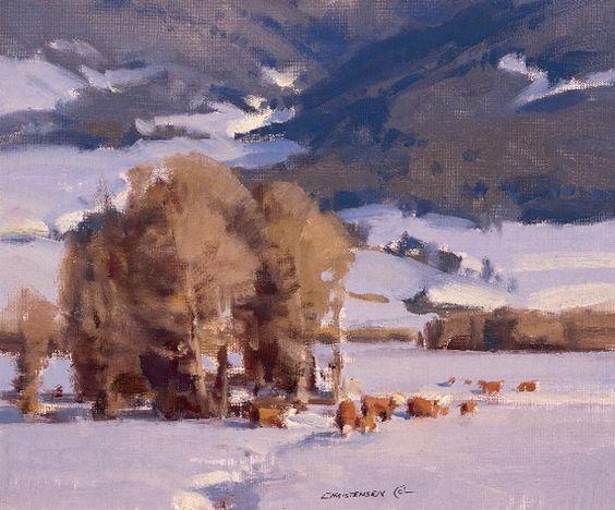 Scott Christensen - Farmland, Ranch-land