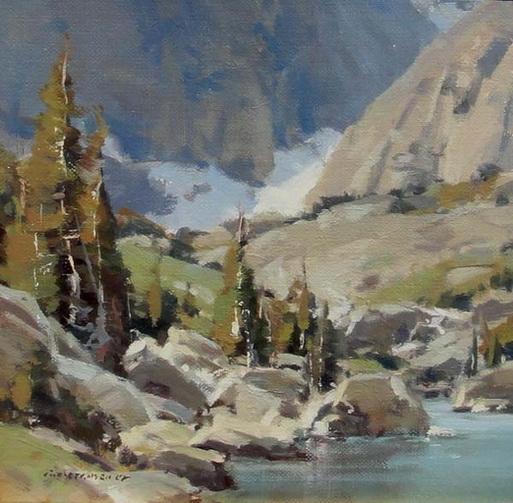 Scott Christensen - Miller Lake Inlet